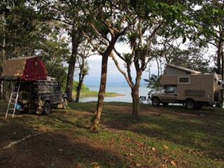 Eingang Nationalpark Tenorio Costa Rica Sehenswrdigkeiten